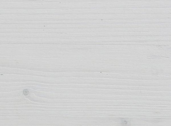 Oberfläche Kiefer oder Fichte weiß lackiert
