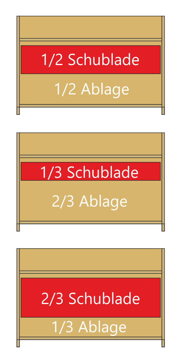 Schublade Wickelaufsatz Badewanne Holz