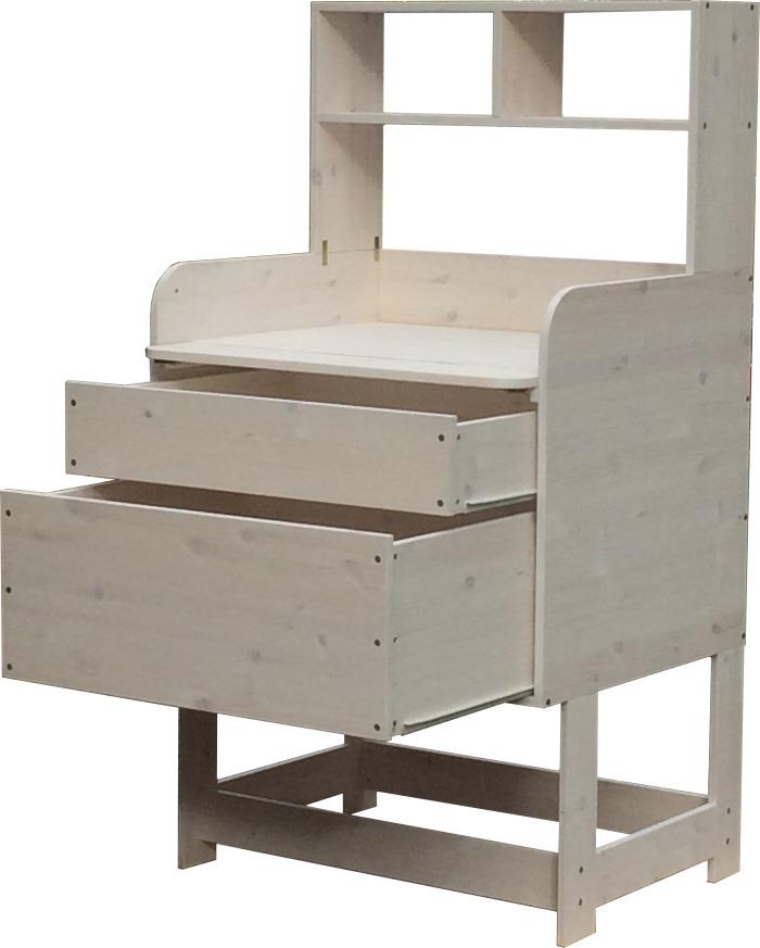 Schreibpult, Stehpult mit Schubladen